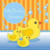 Mi baby shower — Foto de Stock
