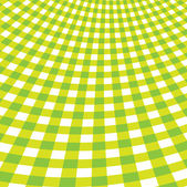 Picnic cloth — Stock Vector