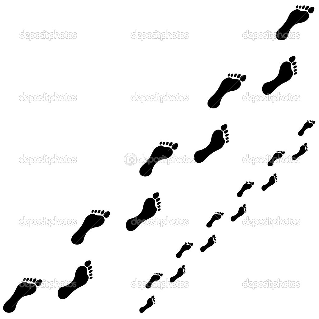 Clipart Human Foot