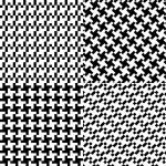 Pixel pattern — Stock Vector #6831602