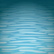 Tranquil water pattern — Stock Vector