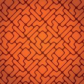 Pattern like tetris — Stock Vector