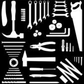 Diy инструмента — Cтоковый вектор