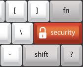 Security symbol — Stock Vector