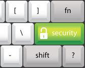 Veiligheid symbool — Stockvector
