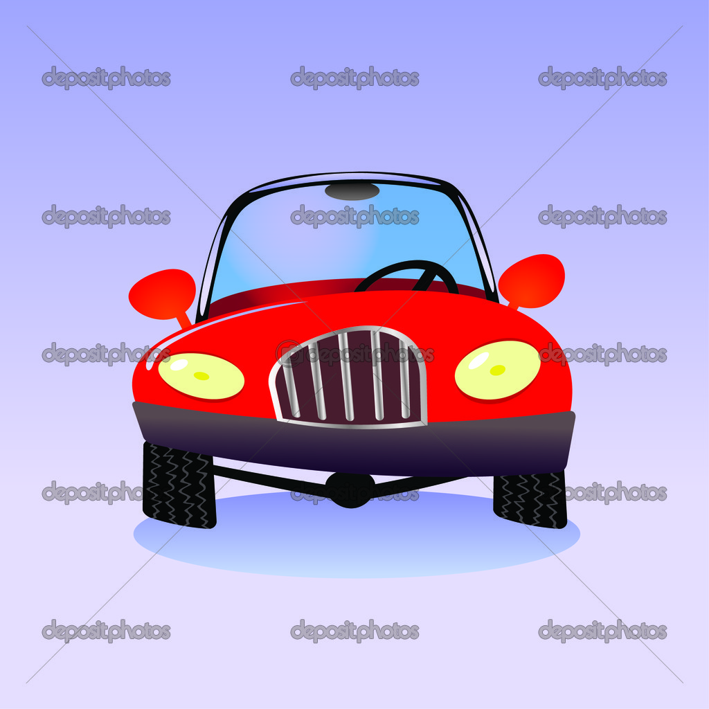 Car Stock Photos: Stock Vector © I3alda #7611444