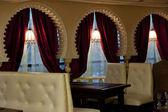 Muhteşem restoran iç — Stok fotoğraf