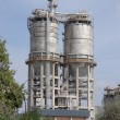 Gas processing industry II — Stock Photo