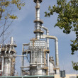 图库照片: Gas processing industry