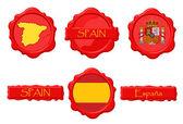 SpainWS — Stock Vector