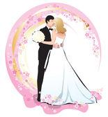 Huwelijk — Stockfoto