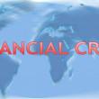 Global financial and economic crisis — Stock Photo #7894340