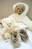Teddy Bears toys — Stock Photo