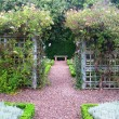 Garden pathway — Stock Photo #7042674