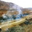 Coal mining — Stock Photo #7535307