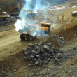 Coal mining — Stock Photo #7535317