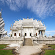 Thai temple called Wat Rong Khun — Stock Photo