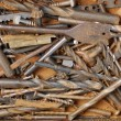 Artist hand tools for handcraft — Foto de Stock