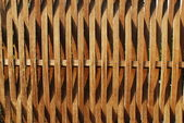 Wooden balconies — Stock Photo