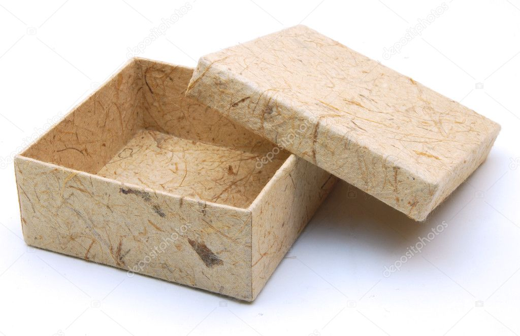 Mulberry paper box  — Stock Photo #6766117