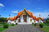 мраморный храм — Стоковое фото