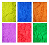 Color Paper texture — Stock Photo