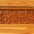 Stock Photo: Handmade wood carvings