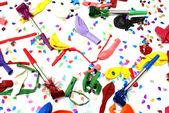 Birthday Party Background — Stock Photo