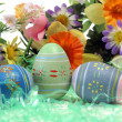 Easter Eggs - Lizenzfreies Foto