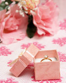 Diamond Ring — Foto Stock