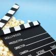 Royalty-Free Stock Photo: Movie Clapboard
