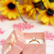 Diamond Ring — Stockfoto