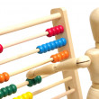 Using an Abacus — Stock Photo #7618888