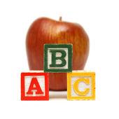 Bloques de aprendizaje — Foto de Stock