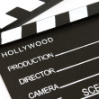 Clapboard — Stock Photo #7722910