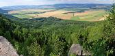 Panorama of European Countryside — Stock Photo