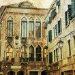 Venetian Architecture — Stock Photo
