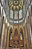Cathedral Interior — Stock Photo