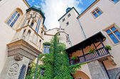 Italian Court in Kutna Hora — Stock Photo
