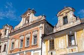Historic Houses in Kutna Hora — Stock Photo