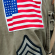 American Uniform - Foto Stock