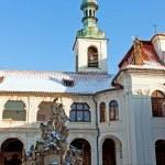 Prague Loreta — Stock Photo