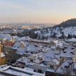Panorama of Prague — ストック写真
