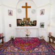 Small Chapel Interior — Stock Photo