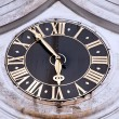 Stock Photo: Church Clock