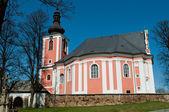 中央ヨーロッパの教会 — ストック写真