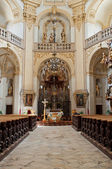 Kerk interieur — Stockfoto