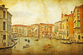 Venetian Grand Channel — Stock Photo
