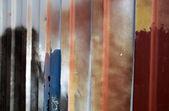 Rusty metals — Stock Photo