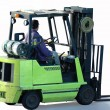 Forklift — Stock Photo #6965117